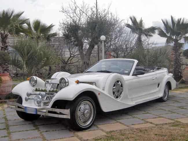 ford mustang - noleggio auto - auto da sogno malvone